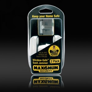 MAX6MUM SECURITY Sash Jammer