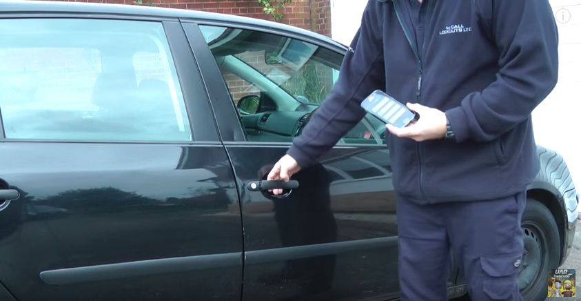 Can A Car With Manual Locks Have Keyless Entry Installed