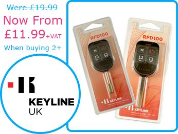 Keyline Ford Remotes