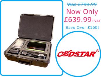 OBDSTAR X300 DP Tablet Programmer