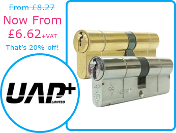 UAP+ 1* Kitemarked Cylinders