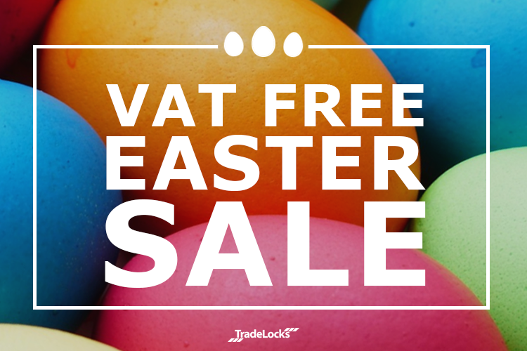 VAT Free Easter Sale