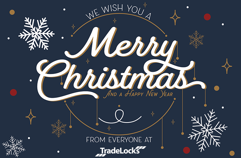 Merry Christmas TradeLocks