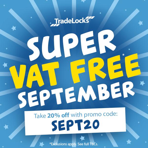 Super VAT Free September