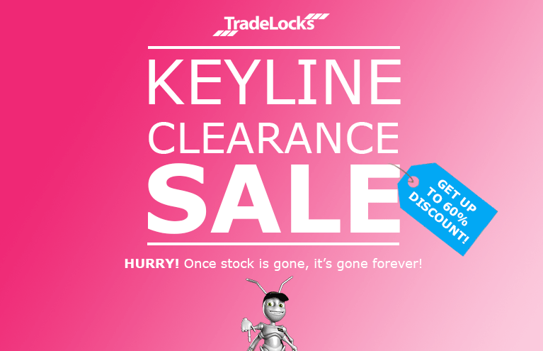 Keyline Clearance Sale