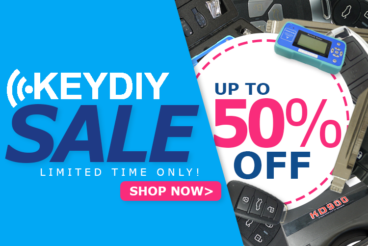 KeyDIY Sale