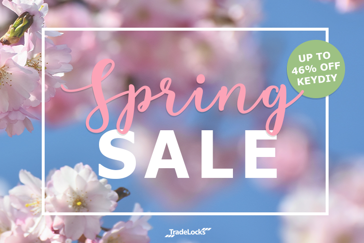 TradeLocks Spring Sale