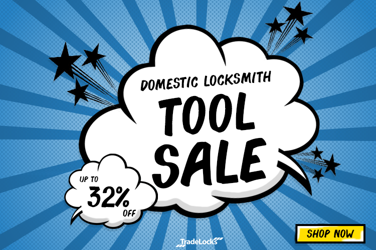 Domestic Locksmith Tool Sale