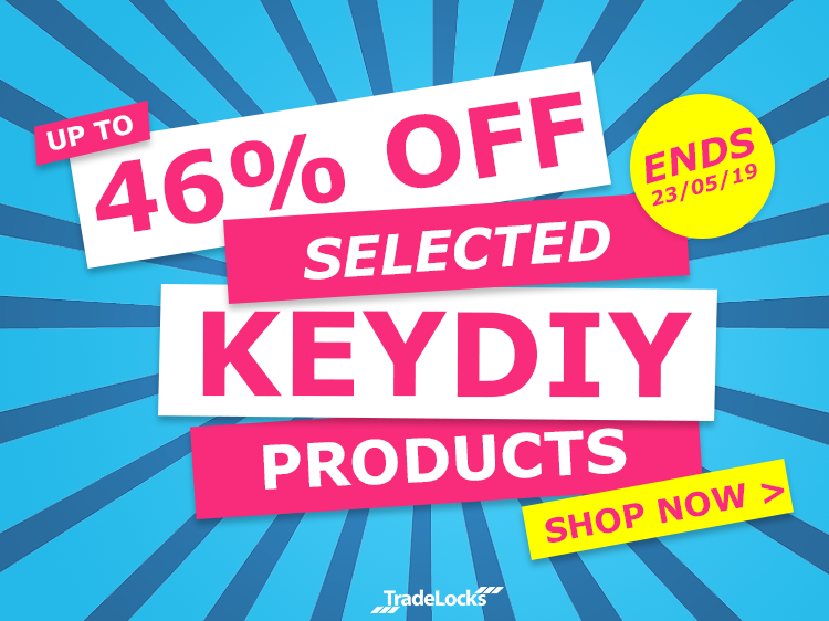 TradeLocks KeyDIY Sale